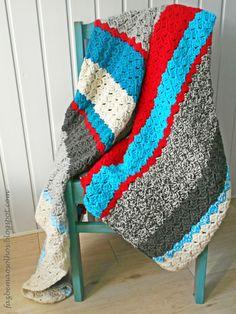 Chunky blanket | fazbemaosolhos