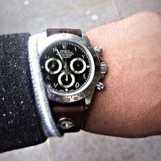Custom Rolex Daytona by BrevetPlus