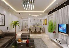 Bí quyết chọn mẫu trần thạch cao đẹp cho nhà ống nhà phố Ceiling Design, Ceiling Ideas, Sweet Home, Living Room, House, Home Decor, Ceilings, Board, Loft Ideas