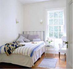 cama para quarto de casal pequeno