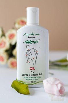 Olejek Ayush na bóle stawów i mięśni tylko naturalne składniki cena 42,90 http://zielonysklep.com/pl/oleje-do-masazu/olejek-ayush-na-bole-stawow-i-miesni