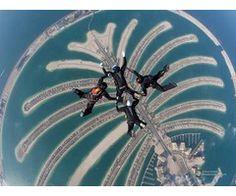 Tickets for Tandem jump at Skydive Dubai Palm Jumeirah