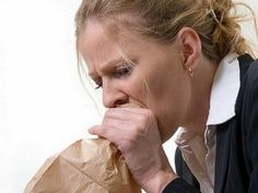 Vomiting - causes and diseases according to vomiting character