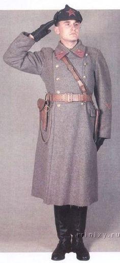 Uniformes del Ejército Rojo VIII-2