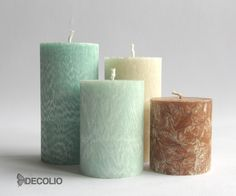 Decolio Crystal Candles