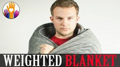 Gravity Blanket Relieves Stress In Your Sleep