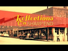 Reflections on Sharp End in Columbia | The City Channel