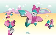Pikachu, Fictional Characters, Art, Building Block Games, Fantasy, Products, Kids, Kunst