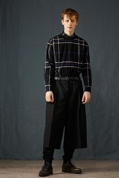 McQ Alexander McQueen Fall 2015 Menswear - Collection - Gallery - Style.com