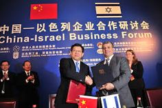 Israel signs deal to bring 6,000 labourers from China