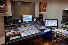 professional recording studio - Google Search