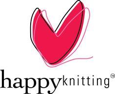 Handlekurv - Happy Knitting