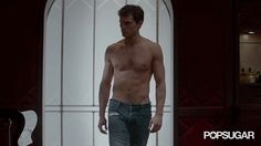 This Unbelievable Shirtless Shot: 50 Shades of Grey