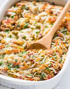 You can never have too many casserole recipes in your back pocket. Here are 30 easy casseroles you should always have in your arsenal. #easy #casserole #recipe Healthy Dinner Recipes, Vegetarian Recipes, Clean Diet, Egg Dish, Rice Dishes, Roasted Vegetables, Bon Appetit, Food Videos, Good Food
