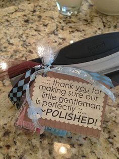 Marvelous Hostess Gift, Baby Shower