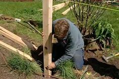 How To Repair A Split-rail Fence
