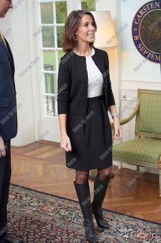 Royals & Fashion: Remise des bourses du fond du roi Christian IX et de la reine Louise, Klamperborg