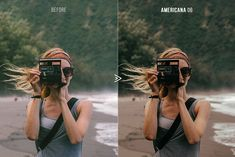 Ad: Americana ACR Photoshop Presets by FilterAtelier on Americana ACR Presets - set of 30 beautiful toning presets for Adobe Camera Raw (Photoshop users). Great for portrait, lifestyle, travel and Photoshop Filters, Photoshop Presets, Free Photoshop, Photoshop Design, Lightroom Presets, Photoshop Actions, Instagram Mobile, Stock Imagery, Kodak Film