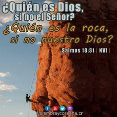 SALMO 18:31 http://siembracr.wixsite.com/siembracr