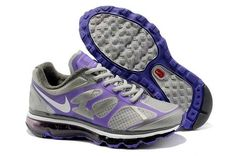 size 40 2a782 7beed Now Buy 487679 015 Women Nike Air Max 2012 Platinum Pure Purple Dark Grey  White Cheap To Buy Save Up From Outlet Store at Pumacreeper.