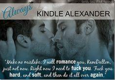 Always by Kindle Alexander ~