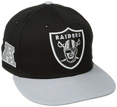 4c3b7dc03c0 Amazon.com   NFL Oakland Raiders Baycik 9Fifty Snapback Hat