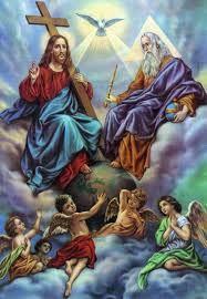 La Trinidad es imagen conductora de los hombres, comunidad de amor mutuo, unidad en lo múltiple, unidad de todas las personas en una sola naturaleza recapitulada en Cristo. El dogma enuncia: 3 personas y una sola naturaleza o esencia. Tres personas consustanciales representan la unidad absoluta y la diversidad absoluta. Están unidas no para confundirse sino para contenerse mutuamente.