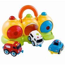 Emergency Vehicles Garage Activity Center