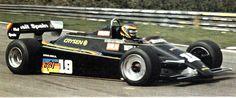 1982 Zolder March 821 - Ford Emilio de Villota
