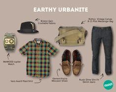 Earthy Urbanite