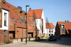 Derwenthorpe, York by Richards Partington Architects