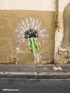 The concrete jungle of New York has a new beast in town, in the form of the Paris-based street artist Ludo.