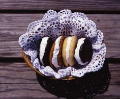 FYI - Whoopie pies aren't really pies - they're soft cakes stuffed with cream.