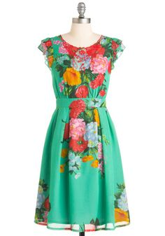Blossom Day Soon Dress, ModCloth