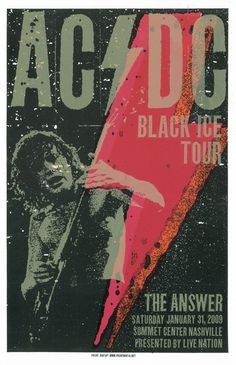 AC/DC - Designer: Print Mafia