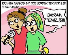 .. Vakit bayram temizliği vaktidir :).. Family Guy, Funny, Happy, Ankara, Life, Fictional Characters, Istanbul, Funny Sayings, Tired Funny