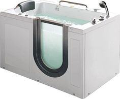 Deluxe Hydrotherapy Water / Air Whirlpool Massage Walk In... https://www.amazon.com/dp/B010DNT7V6/ref=cm_sw_r_pi_dp_x_anV4ybYHE8ETC