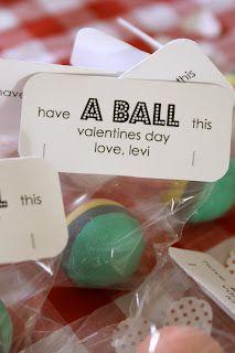 Cute valentine idea for school maybe?