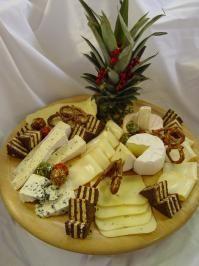 kalte platten buffet pinterest kalte platten wurstplatte und essen. Black Bedroom Furniture Sets. Home Design Ideas