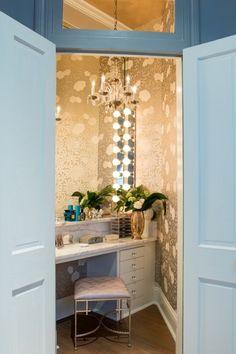New Orleans vanity