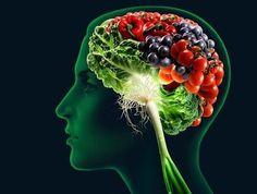 Brain power foods