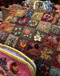 Le sac Mysore de @facilececile : avec les restes on fait des beautés n'est ce…