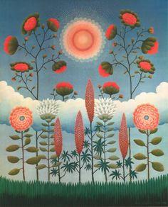 Ivan Rabuzin 1921-2008 outstanding Croatian painter died