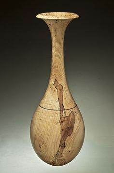 Self-confident devised wood turning projects Forward to a friend Wood Turned Bowls, Wood Bowls, Turned Wood, Lathe Projects, Wood Turning Projects, Wood Lathe For Sale, Contemporary Vases, Wood Vase, Wooden Art