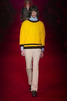 Gucci Autumn (Fall) / Winter 2016 men's