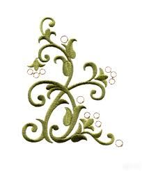 Free standing lace Christmas tree machine embroidery design - Google Search