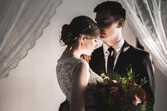 Stylizowana sesja ślubna od WhiteBunny.pl