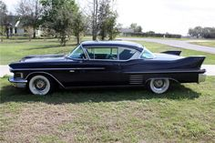 1958 CADILLAC SERIES 62 2 DOOR COUPE - 151368