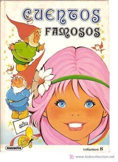CUENTOS FAMOSOS MARIA PASCUAL VOLUMEN 8 SUSAETA. (Libros de Lance - Literatura Infantil y Juvenil - Cuentos)