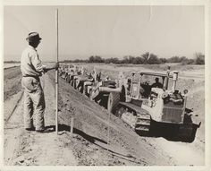 Kern County Land Company with D.M. Williams. Bakersfield, California.